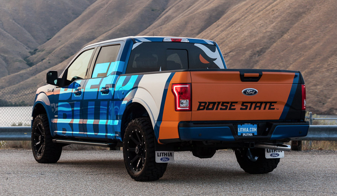 Lithia Ford Boise >> Lithia Ford - MP
