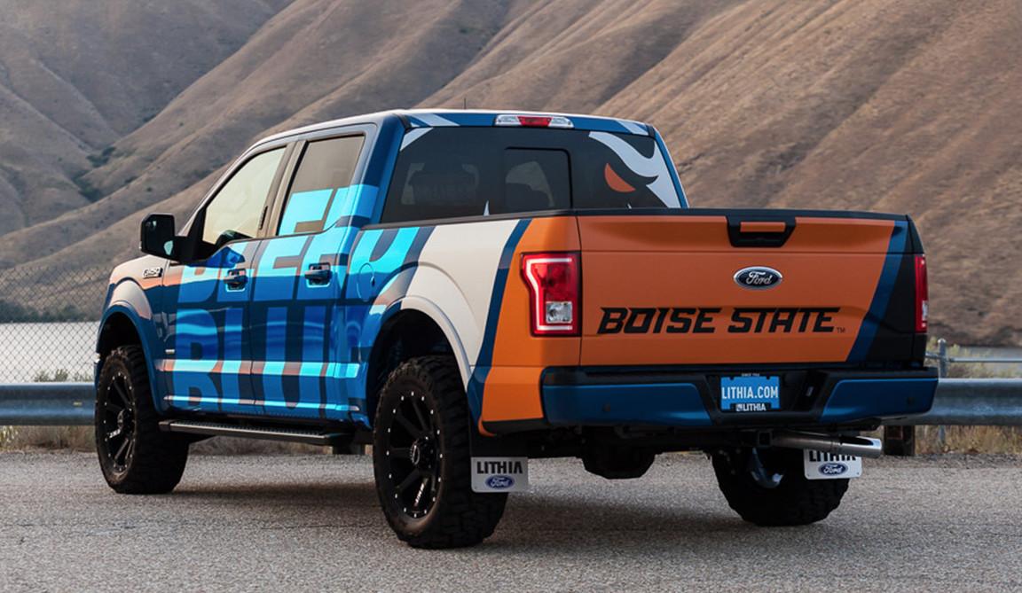 Lithia Ford Boise >> Lithia Ford - MP